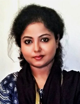 Smt. Soumi Mitra, Department of Geography